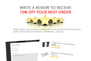 5 Cara Meningkatkan Product Review - diskon