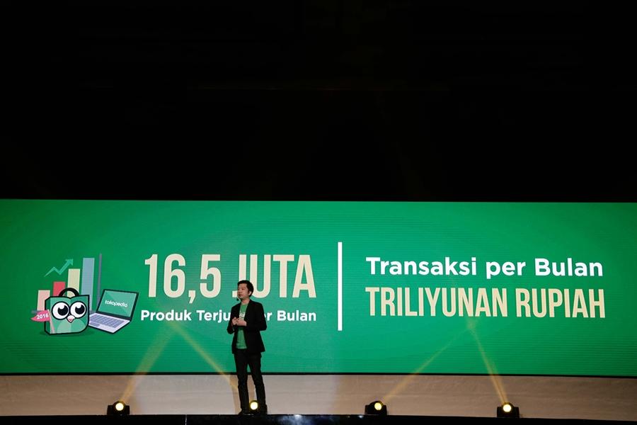 Tahun Ketujuh, Tokopedia Capai Triliunan Transaksi