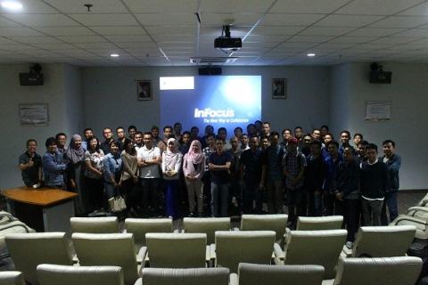 foto event free workshop kami di Bandung
