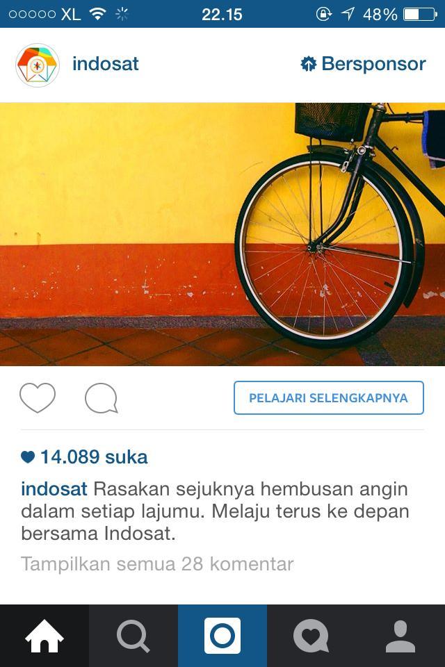 Step by Step Cara Beriklan di Instagram