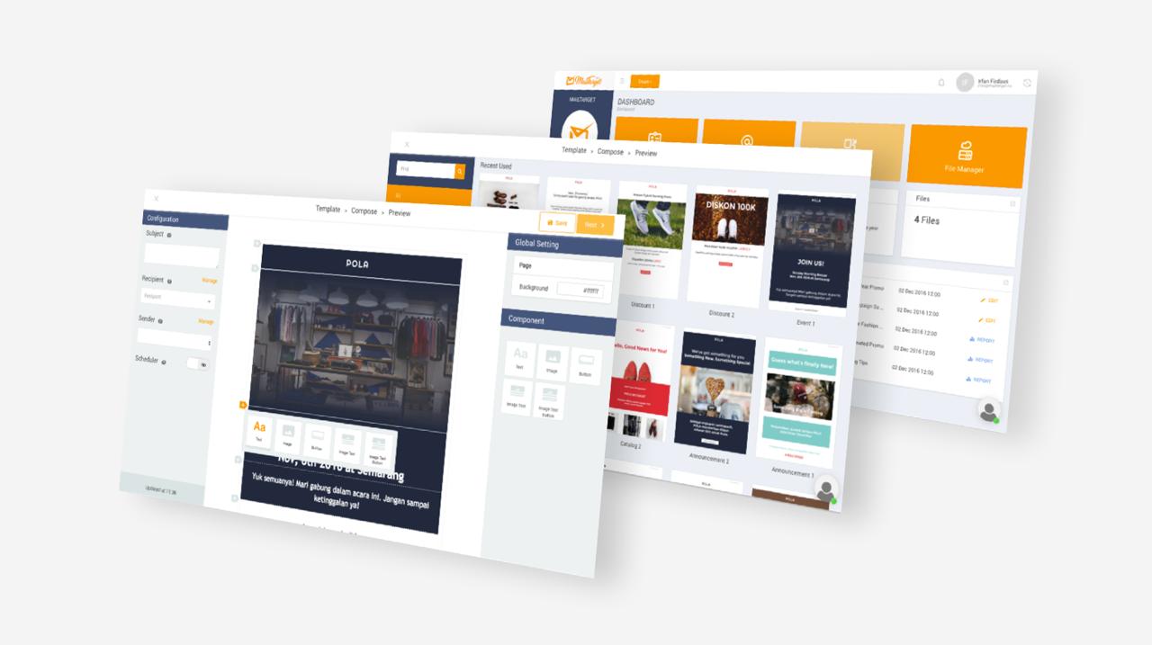 MailTarget, StartUp Lokal dengan Layanan Email Marketing Untuk Para Pebisnis UKM