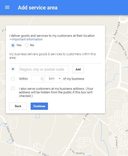 cara mendaftar di Google Map / Google My Business