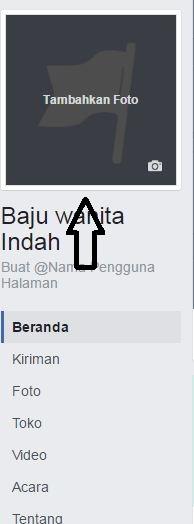 bikin fb fanpage