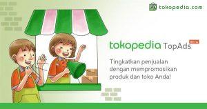 Jualan online di Tokopedia