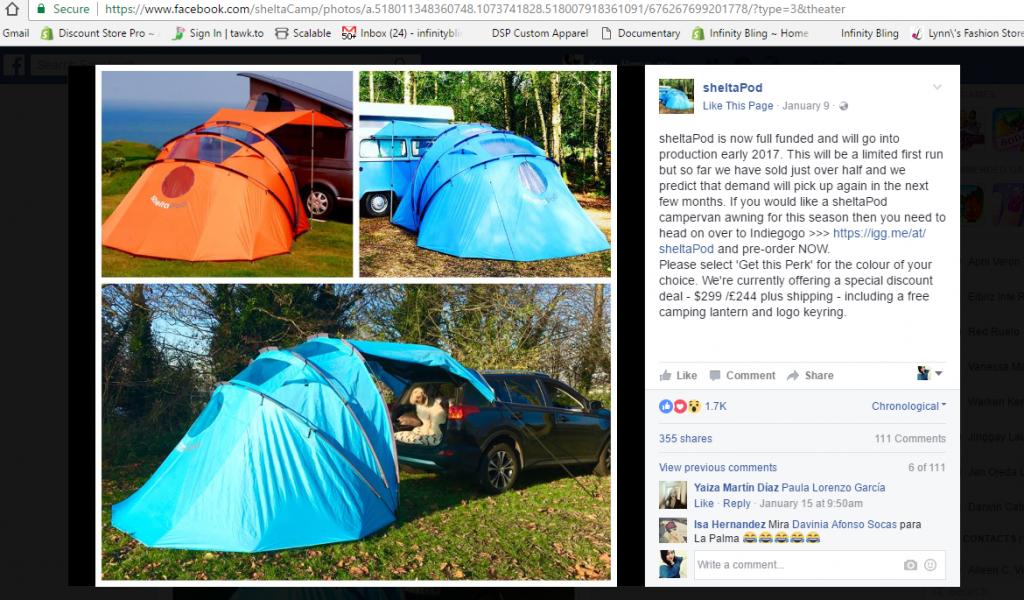 tenda mobil