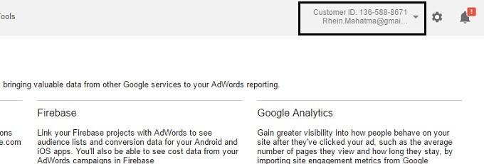 cara menghubungkan adwords dengan google analytics 3