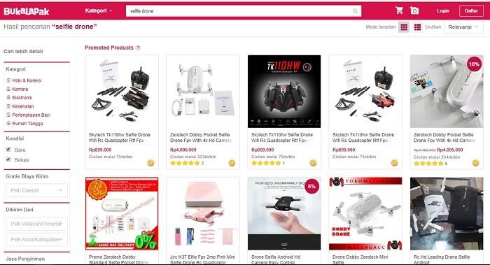 contoh copywriting jualan online di marketplace