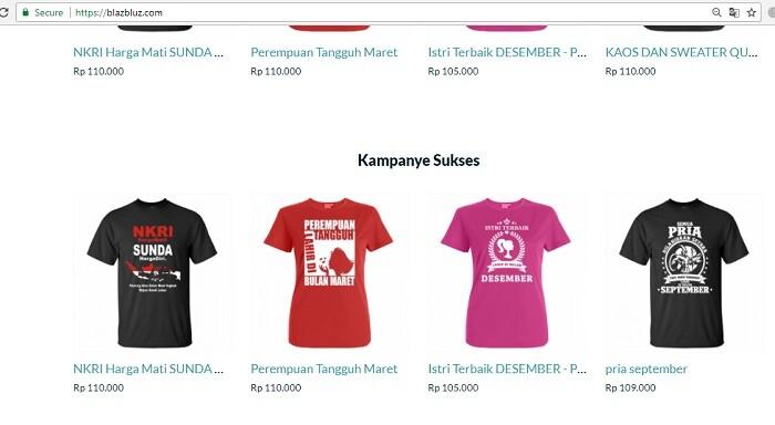 produk untuk dijual online
