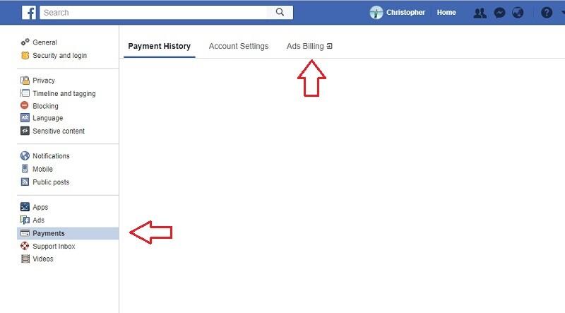 pembayaran facebook ads tanpa kartu kredit 2